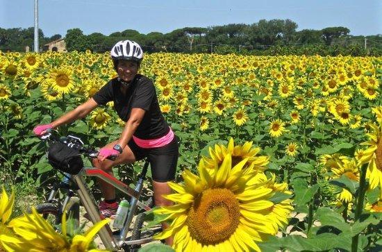 Tour de bicicletas eléctricas...