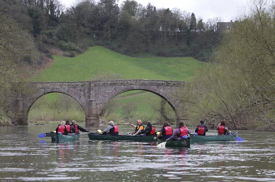 Intera giornata guidata in canoa