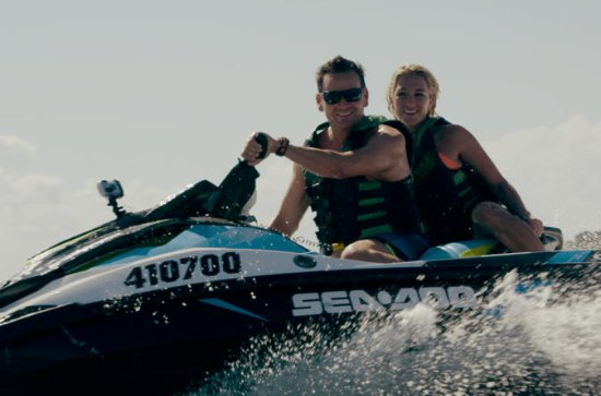 Gold Coast Jet Ski Safari con la...