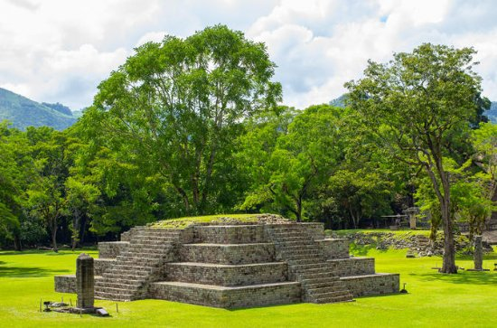 Day Trip to the Mayan Ruins of Copan...