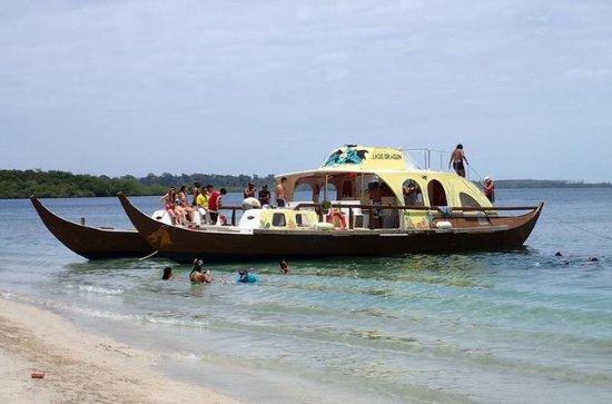 Bocas del Toro Catamaran Sailing...