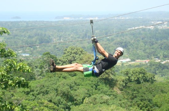 Puerto Limon Eco Adventure Combo Tour