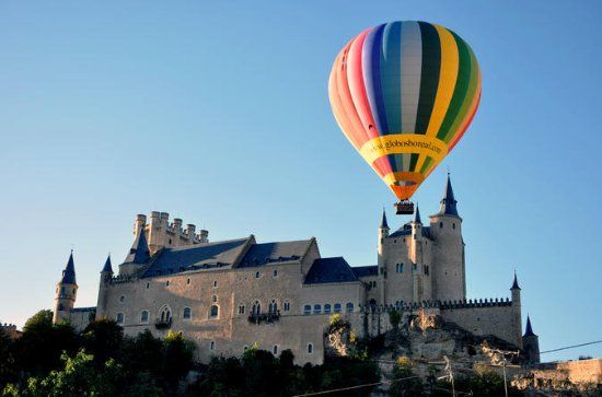 Balloon Rides in Segovia