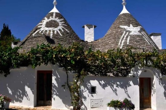 Apulia Bike Tour from Alberobello...