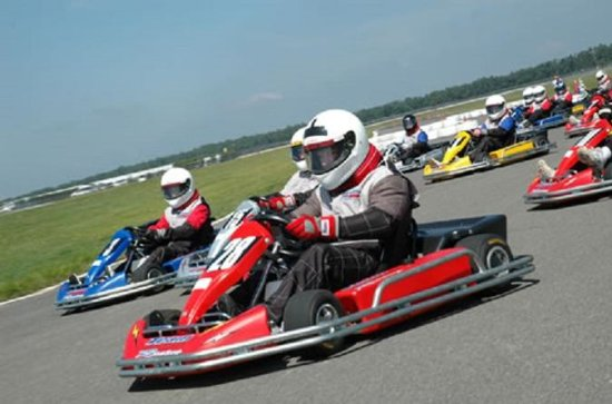 ProKart Racing en Pocono Raceway