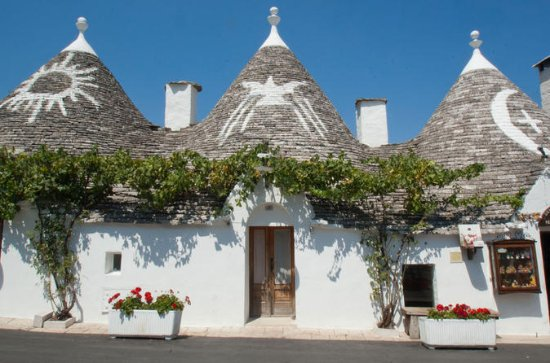 Tour privado: Trulli of Alberobello...