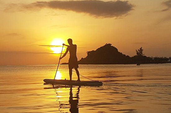 2-Hour Sunrise Stand Up Paddle Tour