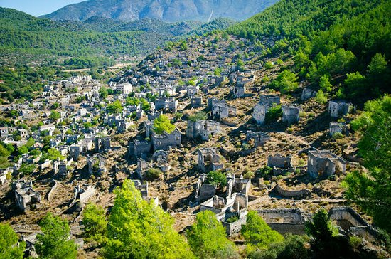 Private Trekking Tour in the Fethiye...