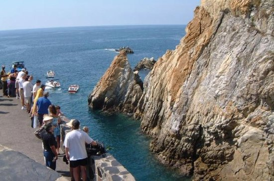 6-Hours Acapulco City Tour: Divers ...