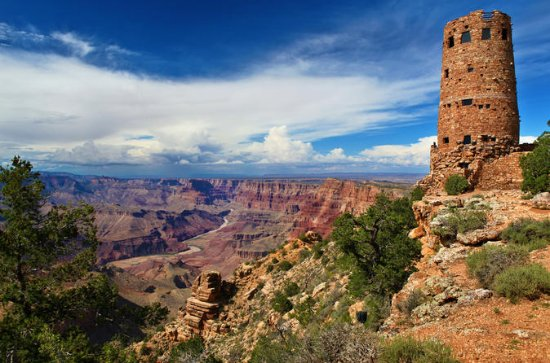 Grand Canyon, Sedona, Navajo Reservation in 1-Day Tour