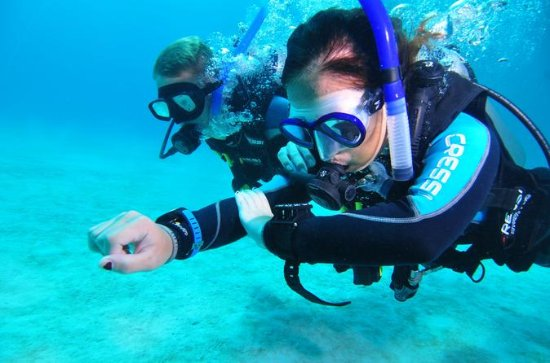 Corso Advanced Open Water Diver di 2