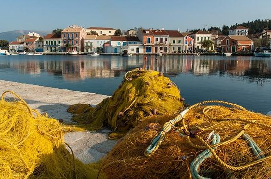 Discover Kefalonia
