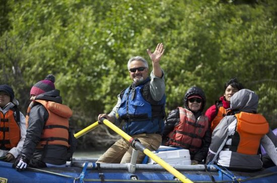Chilkat Bald Eagle Preserve Rafting...