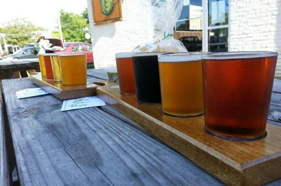 Wilmington's Downtown and Midtown Brewery Tour