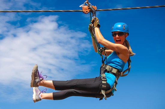 Diamante Adventure Park - Zipline con...
