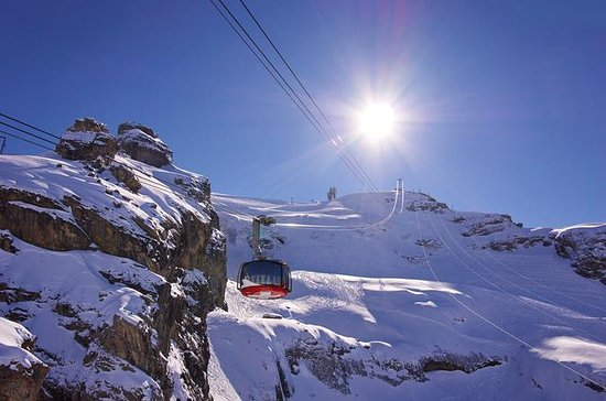 Mount Titlis Cable Car Ticket in...