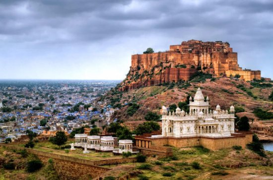 Jodhpur Private Tour with Mehrangarh...