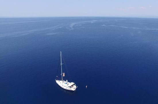 Sailing Trip in Halkidiki