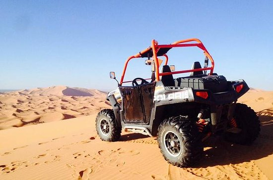 Excursion en buggy dans l'erg Chebbi...