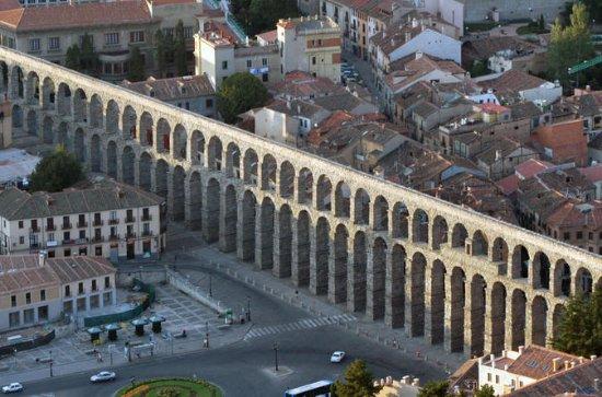 Privat spasertur i Segovia
