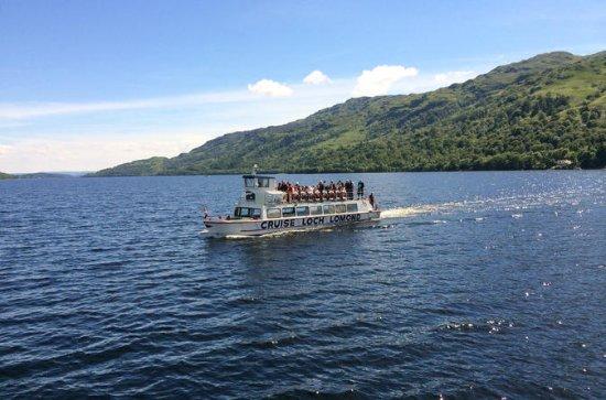 Crucero Loch Lomond: Lo más destacado...