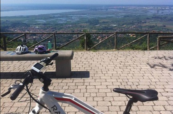 Tour panoramique Versilia E-Bike...