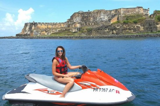 1-Hour Guided El Morro Jetski Tour