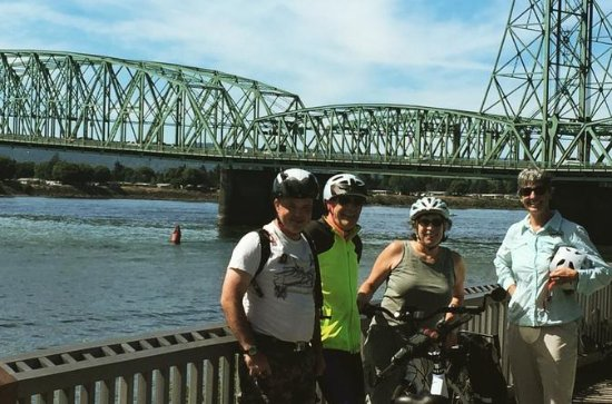 City of Portland Electric Bike Tour