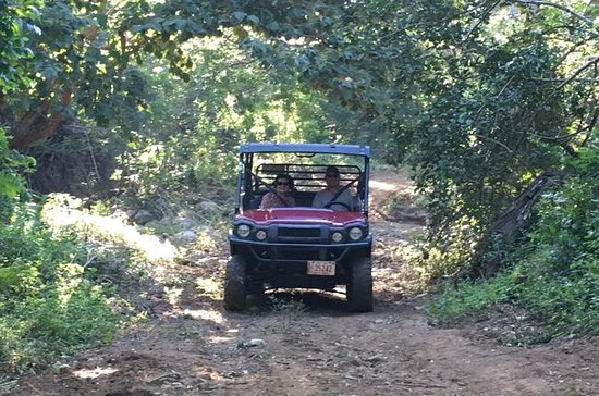 Off Road Expedition from La Cruz