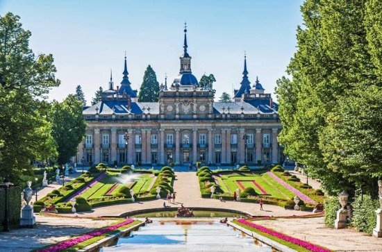 Segovia and La Granja Royal Residence ...