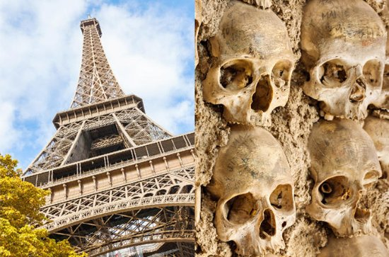 Skip-the-Line Tickets: Eiffel Tower and Catacombs