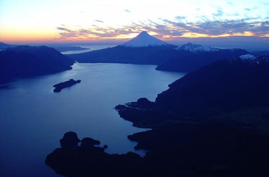 Andean Chain of Lakes Journey from...