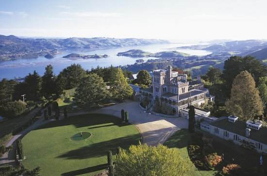 Full-Day Dunedin Tour with Larnach...