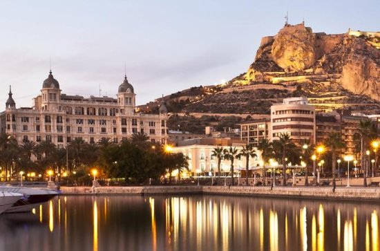 Alicante 3h shared walking tour small ...