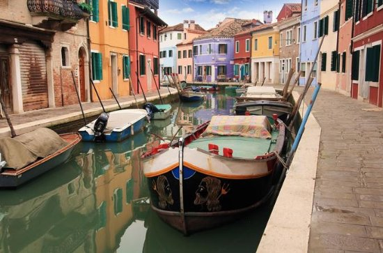 Islands of Venice Murano Burano and ...