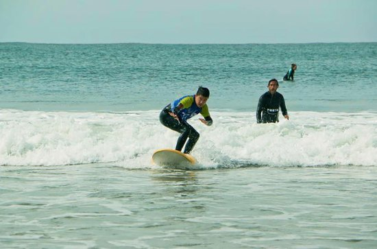 Tour en bicicleta Surf 'N' Food Porto