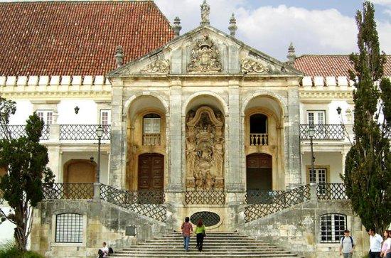 Passeio a pé exclusivo em Coimbra