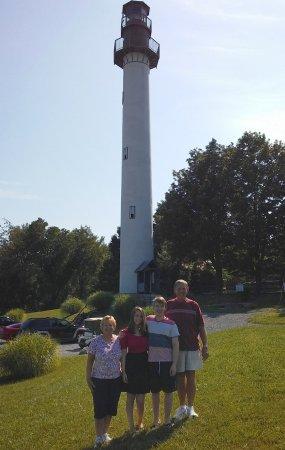 Mount Nebo, Virginia Occidental: Lighthouse