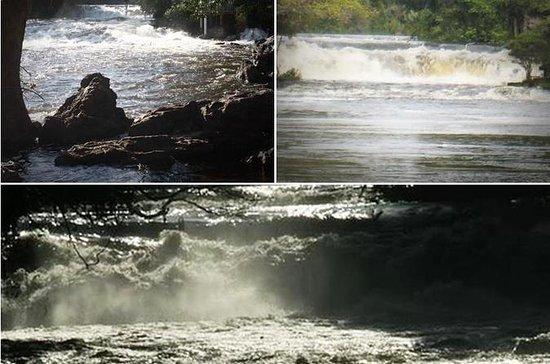 Alter do Chão Aruã Waterfall