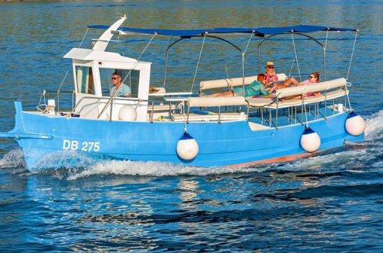 Boot für PRIVATE TOUR - ideal für...