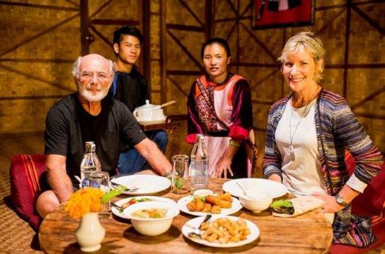 Araksa Tea Garden Tour and Lunch at Lisu Lodge