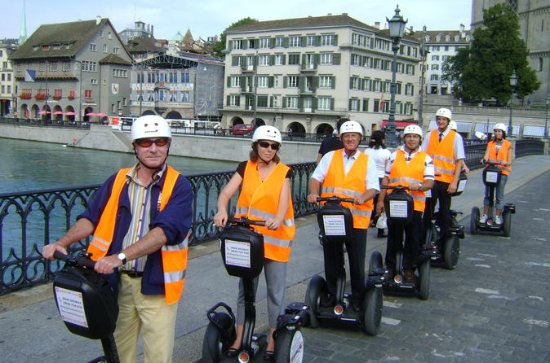 Private Guided 3-Hour Segway Tour in