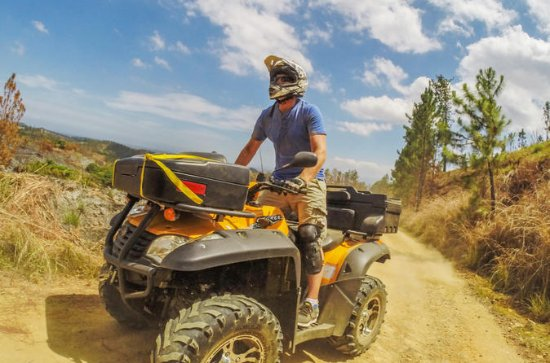 Quad Bike Adventure Tour from Denarau...