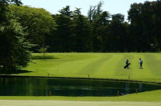 ブエノスアイレスのゴルフデー