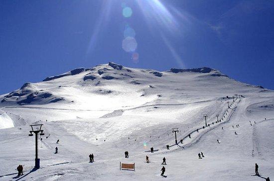Tour de nieve de 2 días a Ohakune...