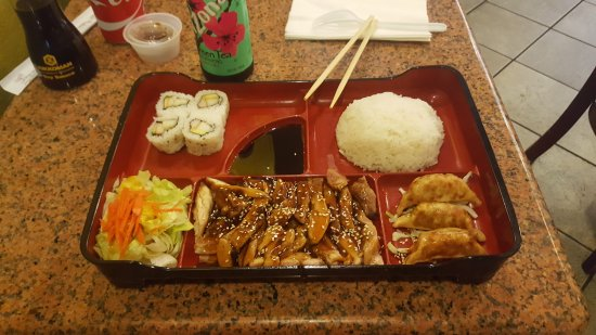 Healthy Japan Sushi and Teriyaki照片