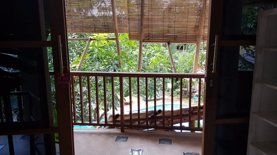 Serenity Eco Guesthouse and Yoga: Terrace Nirvana South