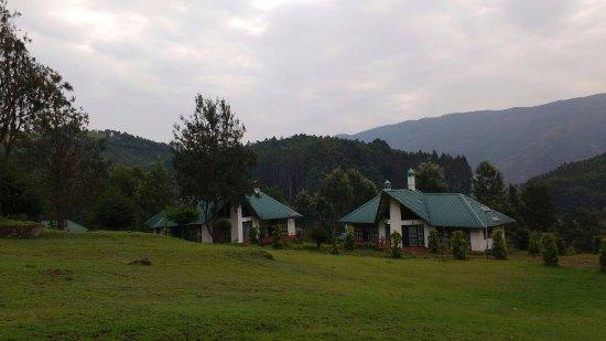 Camp Noel: cottages