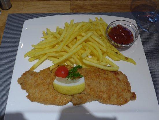 Belp, สวิตเซอร์แลนด์: Wienerschnitzel