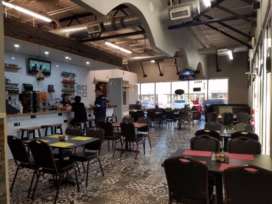 Forney, TX: new look of Chombo`s